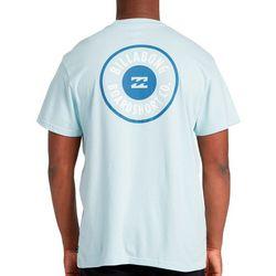 Billabong Mens Short Sleeve Walled T-Shirt