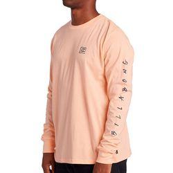 Billabong Mens Long Sleeve Unite T-Shirt