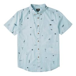 Billabong Mens Sundays Mini Short Sleeve Shirt