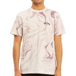 Billabong Mens Marble Arch Logo Short Sleeve T-Shirt