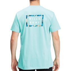 Billabong Mens Die Cut Short Sleeve T-Shirt