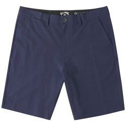 Billabong Mens New Order Slub Hybrid Shorts