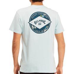 Mens Rotor Arch Short Sleeve T-Shirt
