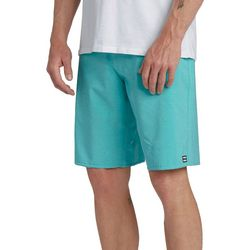 Mens Solid All Day Pro Boardshorts