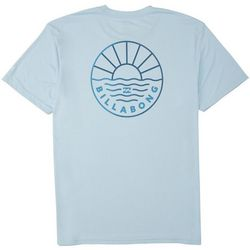 Billabong Mens Short Sleeve Horizon T-Shirt