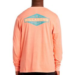 Billabong Mens Auto Shop Long Sleeve T-Shirt