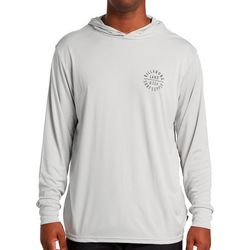 Billabong Mens Drown Hooded Long Sleeve UV Surf T-Shirt