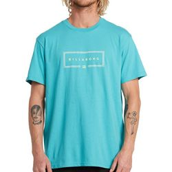 Billabong Mens Union Short Sleeve T-Shirt