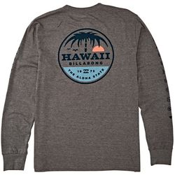 Billabong Mens Island Long Sleeve T-Shirt