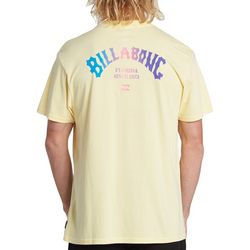 Billabong Mens Short Sleeve Florida Arch T-Shirt