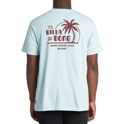 Billabong Mens Short Sleeve Social Club T-Shirt