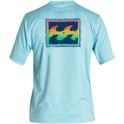 Billabong Mens Short Sleeve Warchild Surf T-Shirt