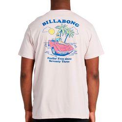Billabong Mens Short Sleeve Vette T-Shirt