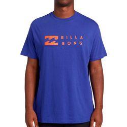 Billabong Mens Short Sleeve United T-Shirt
