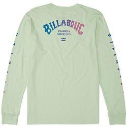 Billabong Mens Long Sleeve Florida Arch T-Shirt