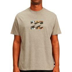 Billabong Mens Team Wave Short Sleeve T-Shirt