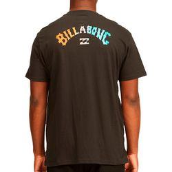 Billabong Mens Arch Fill Short Sleeve T-Shirt