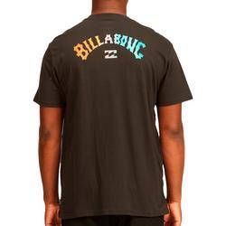 Mens Arch Fill Short Sleeve T-Shirt
