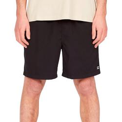 Mens All Day Layback Solid Boardshorts