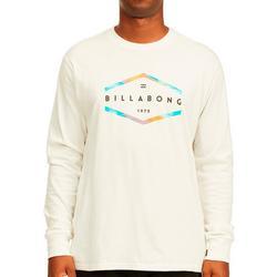 Mens Long Sleeve Entry T-Shirt