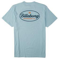 Billabong Mens Vista Short Sleeve T-Shirt