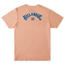Billabong Mens Arch Wave Short Sleeve T-Shirt