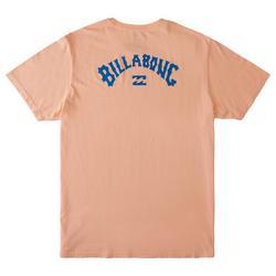 Mens Arch Wave Short Sleeve T-Shirt