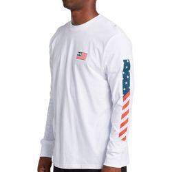 Billabong Mens Americana Long Sleeve T-Shirt