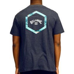 Mens Access Short Sleeve T-Shirt