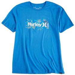 Hurley Mens Superbloom Graphic T-Shirt
