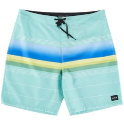 Hurley Pleasure Point Striped Boardshorts