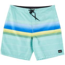 Pleasure Point Striped Boardshorts
