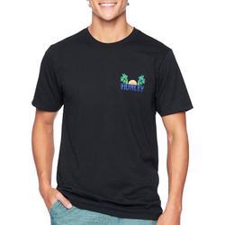 Mens Peek-A-Boo Short Sleeve T-Shirt