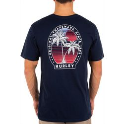 Hurley Mens Everyday Washed Worker T-Shirt