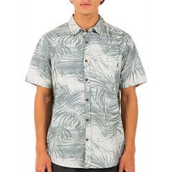 Mens Scan Palms Casual Shirt