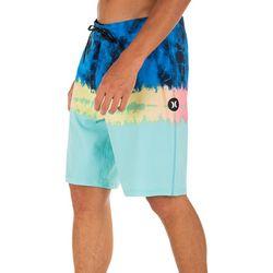 Hurley Mens Phantom Catalina Reveal Tie Dye Boardshorts
