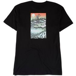 Lost Mens Highlines Graphic T-Shirt