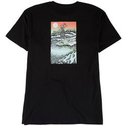 Mens Highlines Graphic T-Shirt