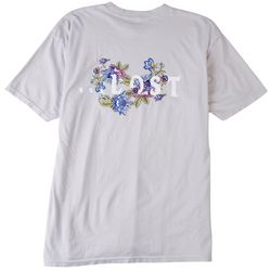Lost Mens Wild Horse Short Sleeve Graphic T-Shirt