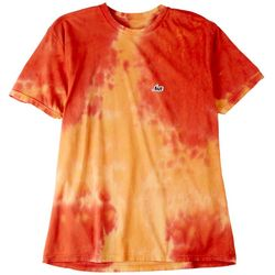 Lost Surfboards Mens Inertia Tie Dye Graphic T-Shirt