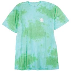 Lost Surfboards Mens Planet Wash Tie Dye Graphic
