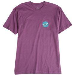 Lost Surfboards Mens Solid Logo T-Shirt