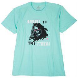 Lost Mens Cradle Graphic T-Shirt