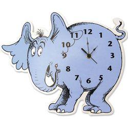 Trend Lab Dr. Seuss Horton Wall Clock