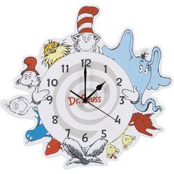 Trend Lab Dr. Seuss Friends Wall Clock