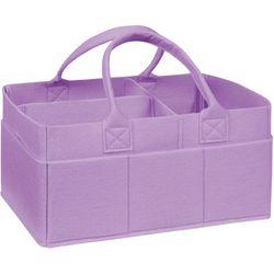 Trend Lab Lavender Felt Storage Caddy
