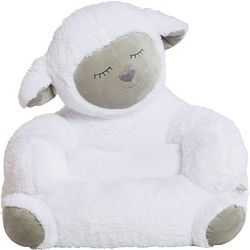 Trend Lab Plush Lamb Character Chair