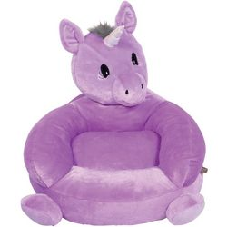 Trend Lab Plush Unicorn Character Chair