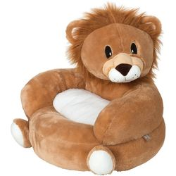 Trend Lab Plush Lion Character Chair