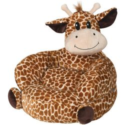 Trend Lab Plush Giraffe Character Chair